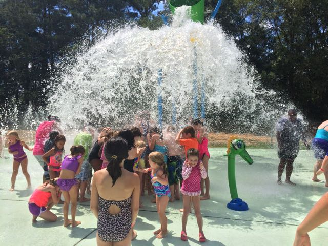 Fuquay-Varina Splash Park