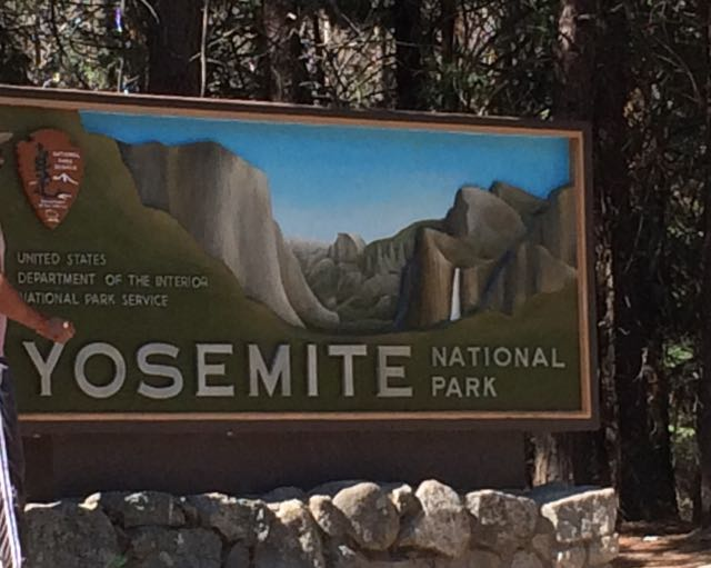 Yosemite with young kids
