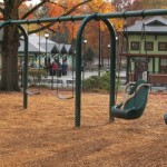 More swings including ones for children with special needs