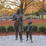 Andy & Opie statue