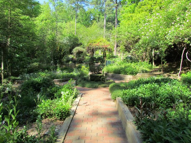 joslin garden